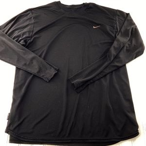 Nike Dry Fit Mens Size XXL Long Sleeve Tee